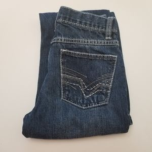 EUC Wranglers Vintage Style Bootcut Jeans 14 Slim